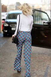 Lydia Bright - Outside ITV Studios in London 03/20/2018