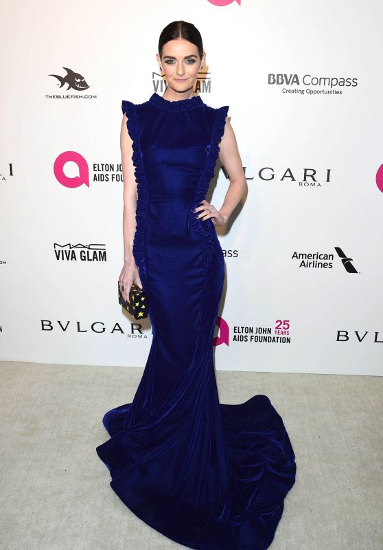 Lydia Hearst – Elton John AIDS Foundation's Oscar 2018 Viewing Party in West Hollywood