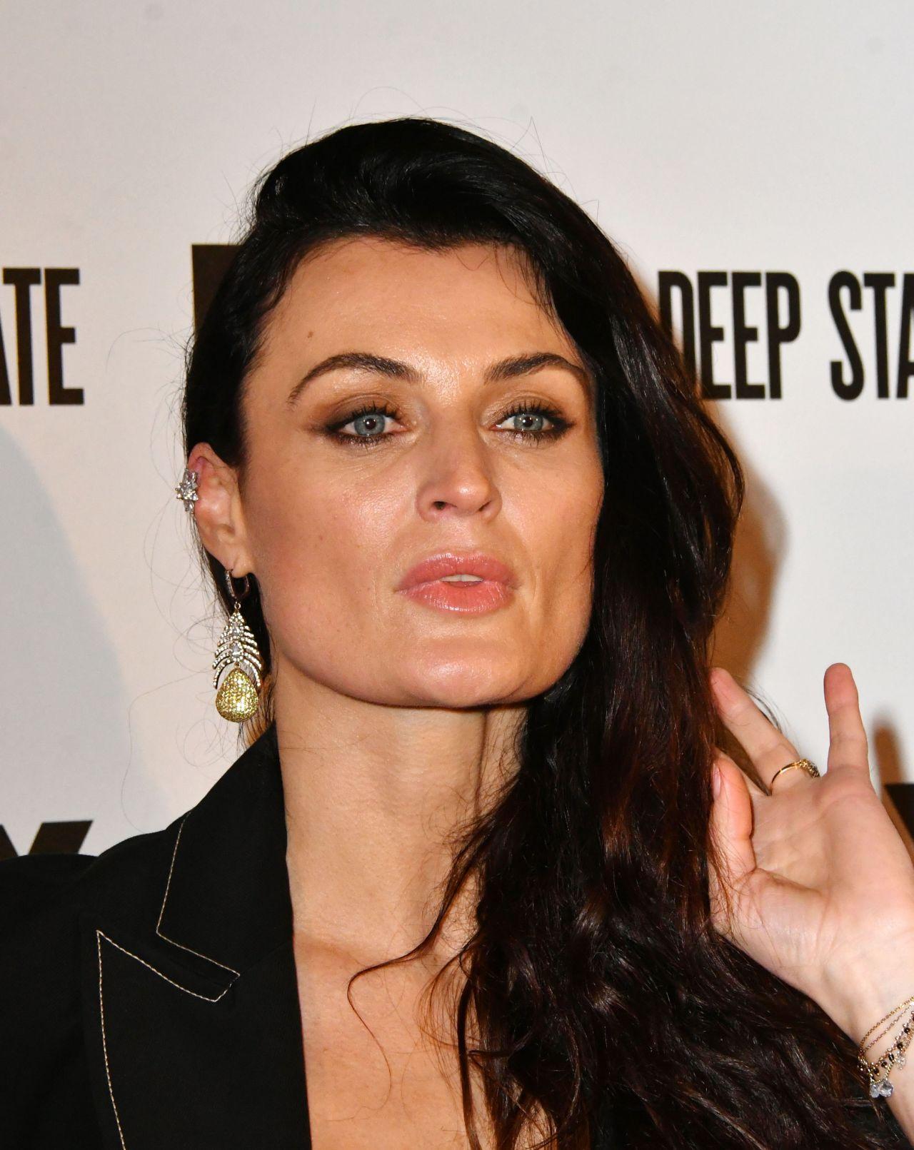 Lyne Renee - Deep State TV Show Premiere in London