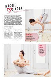 Maggie Q - Health Magazine USA April 2018