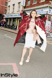 Maisie Williams - Photoshoot for InStyle Magazine, April 2018