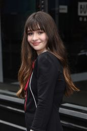 Malina Weissman at BUILD Series in NYC 03/29/2018