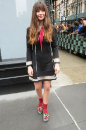 Malina Weissman at BUILD Series in NYC 03/29/2018