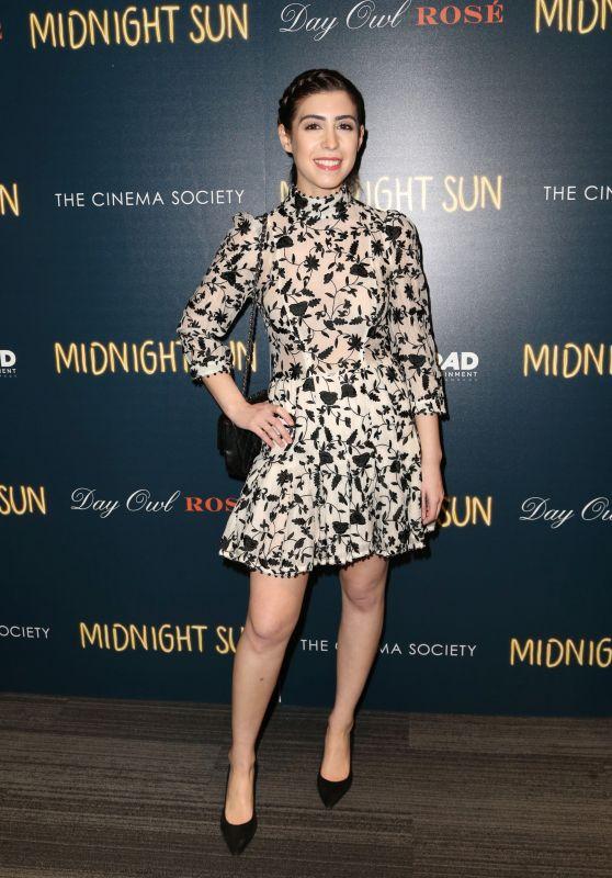 "Mallory Sparks – ""Midnight Sun"" Screening in New York"