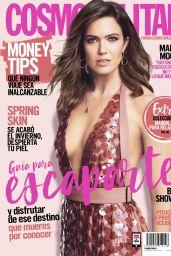 Mandy Moore - Cosmopolitan Mexico, March 2018