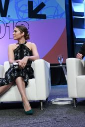 """Mandy Moore - """"This Is Us"""" TV Show Panel at SXSW Festival, Austin 03/13/2018"""