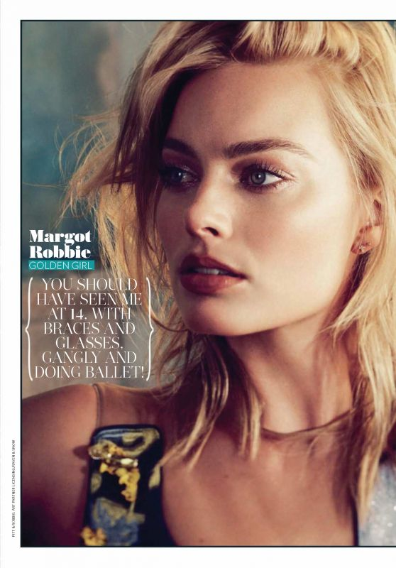 Margot Robbie - Who Australia Most Beautiful Issue 2018