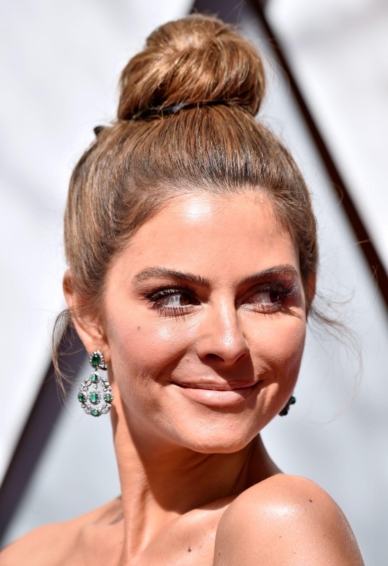 Maria Menounos – Oscars 2018 Red Carpet