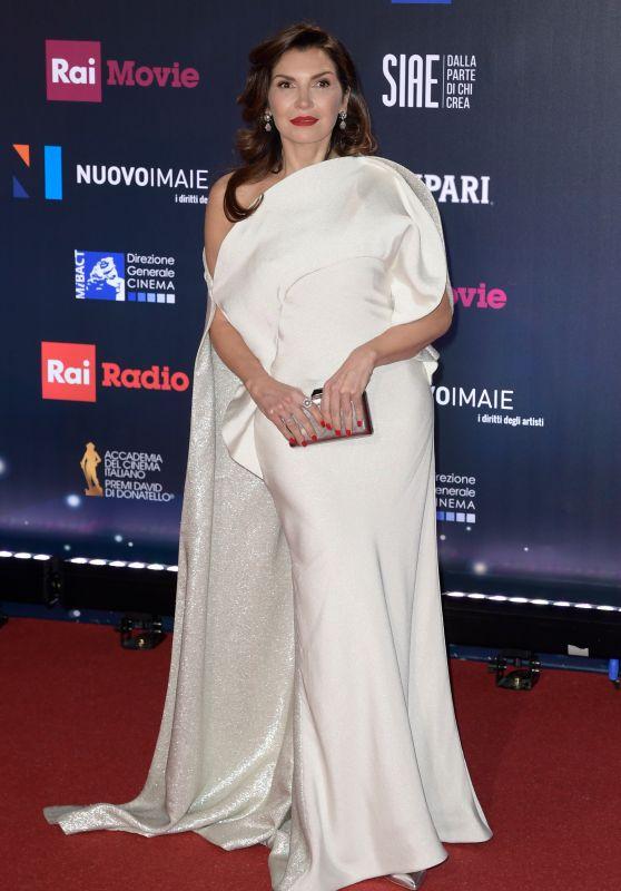 Maria Pia Calzone – 2018 David di Donatello Awards in Rome