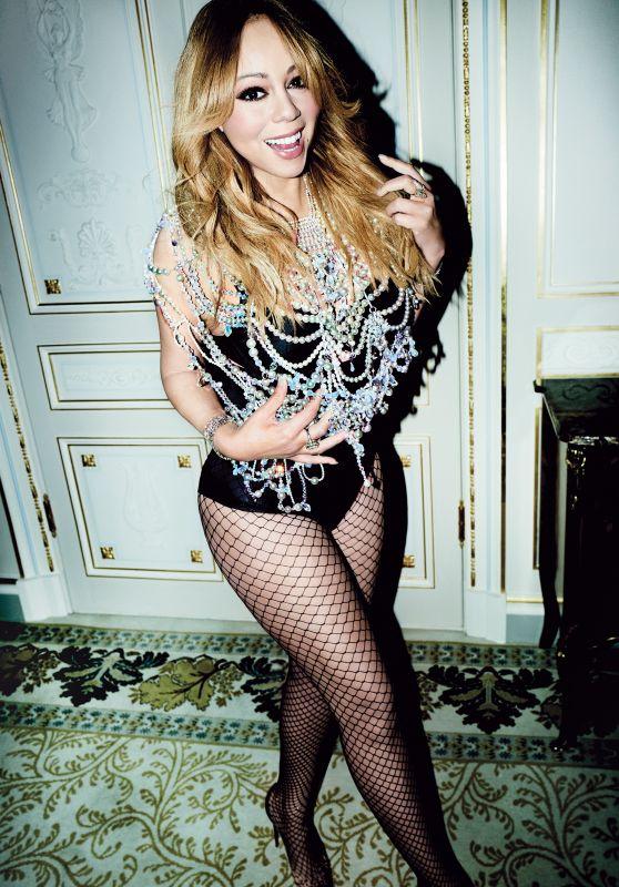 Mariah Carey - Photoshoot for V Magazine #112