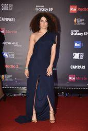 Marianne Mirage – 2018 David di Donatello Awards in Rome