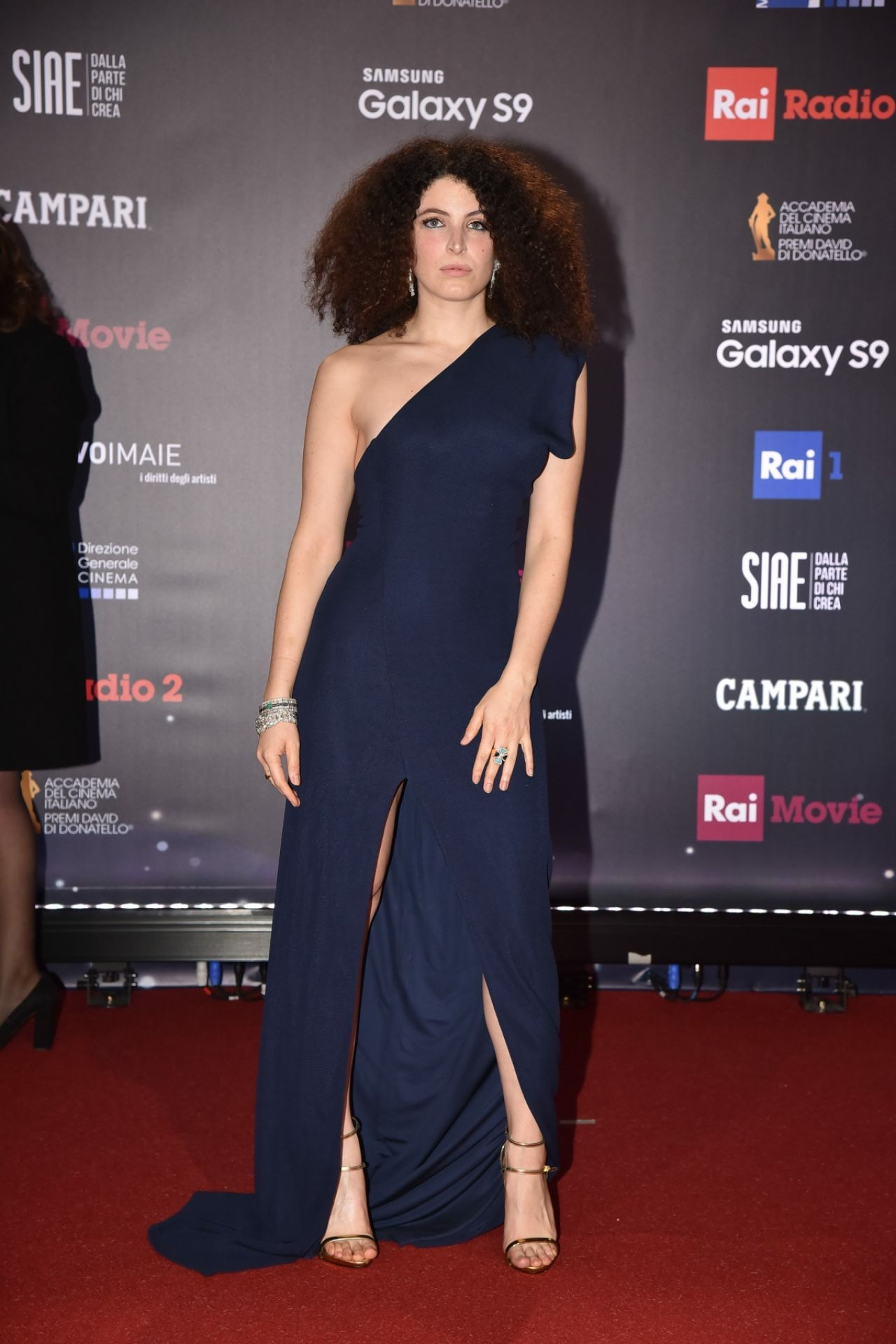marianne mirage  u2013 2018 david di donatello awards in rome