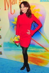 """Marilu Henner – """"Escape to Margaritaville"""" Opening Night in NY"""