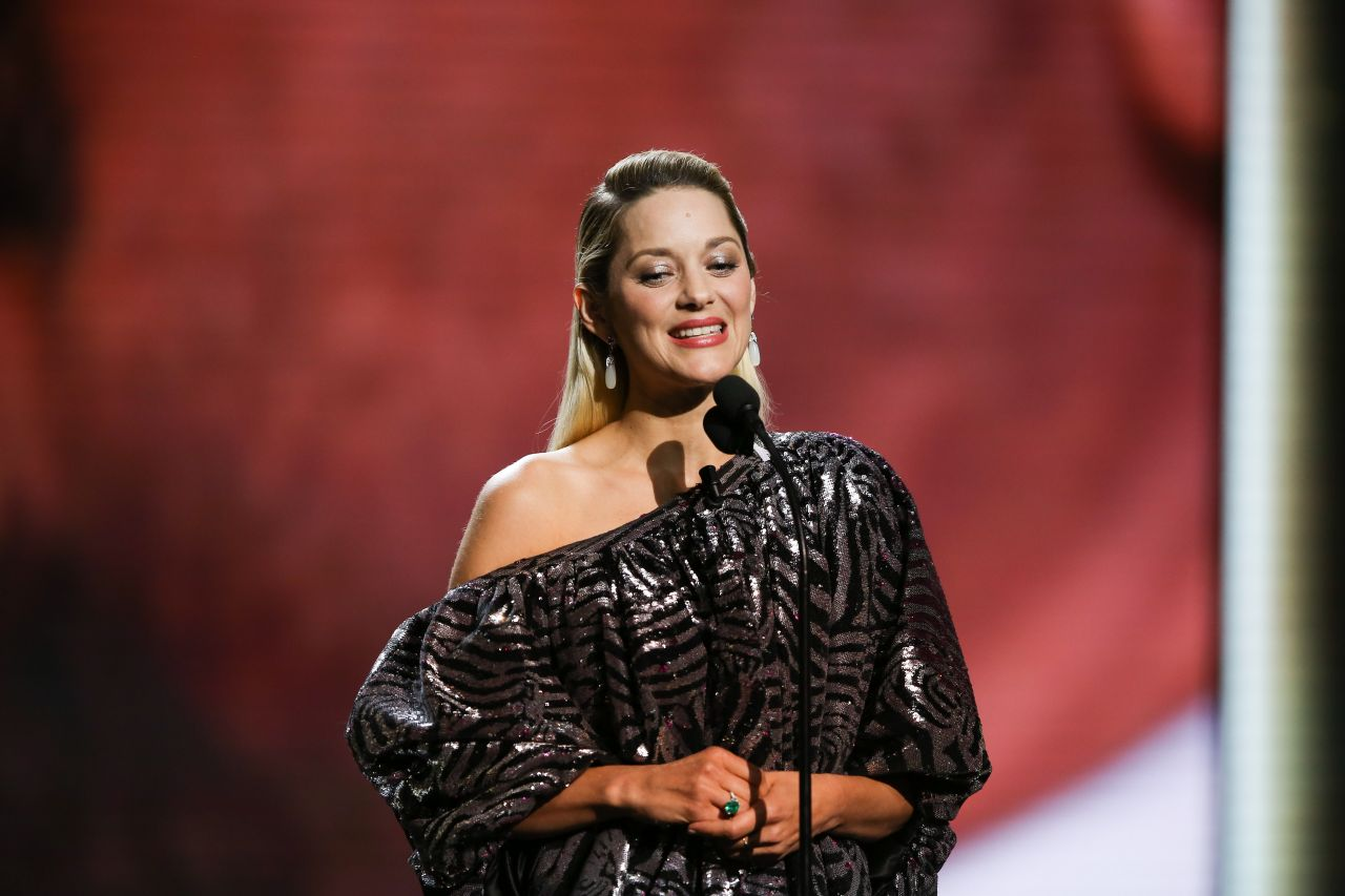 Marion Cotillard Cesar Film Awards 2018 In Paris
