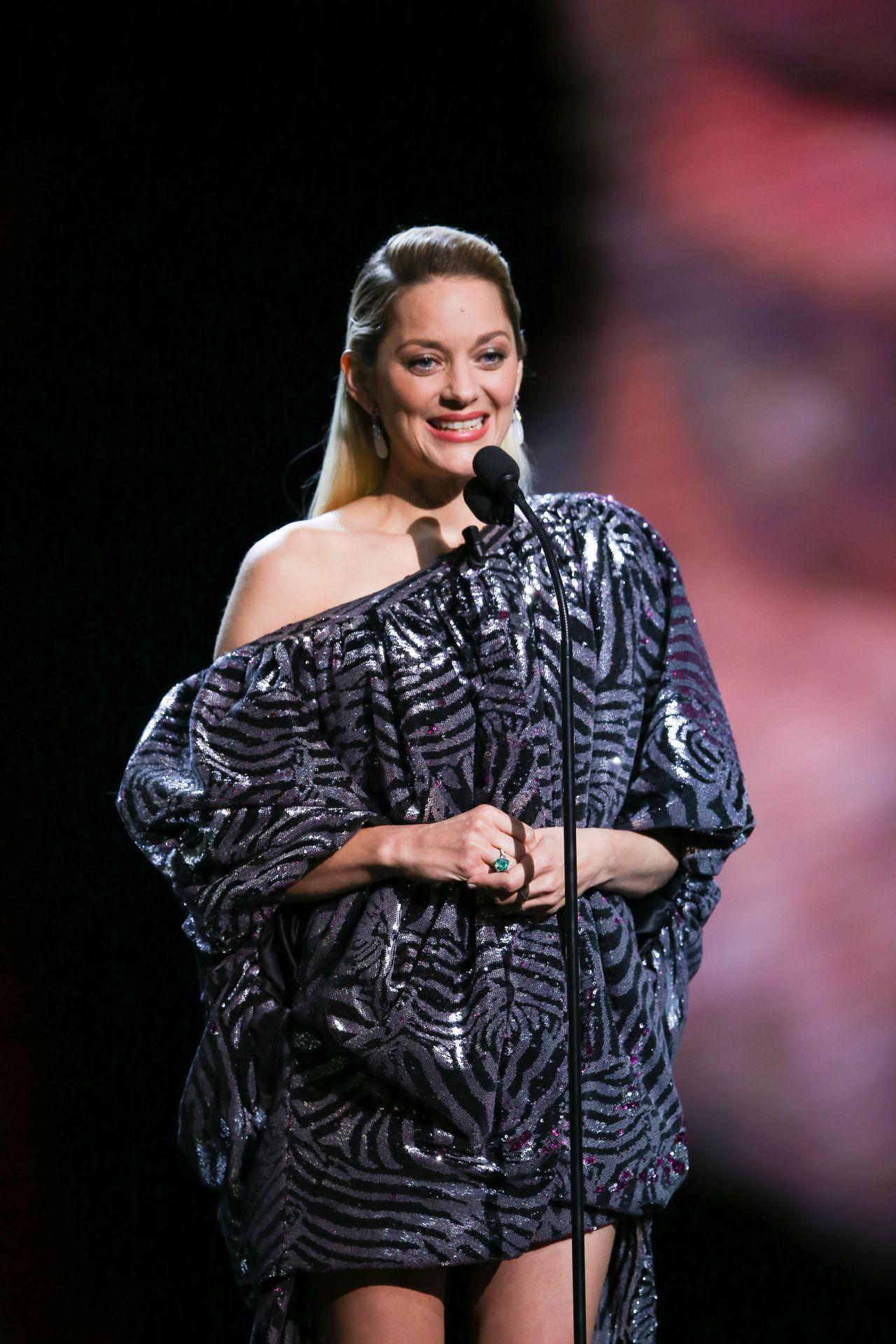 Marion Cotillard – Cesar Film Awards 2018 in Paris