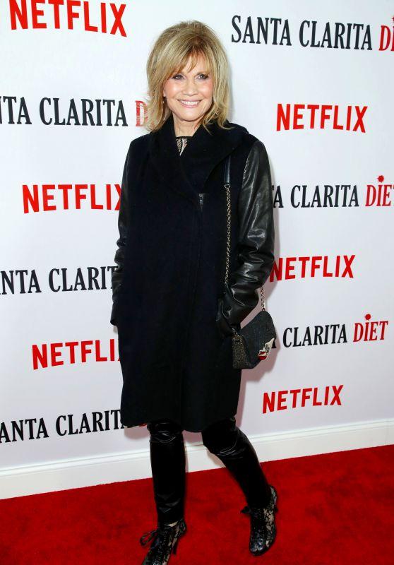 "Markie Post – ""Santa Clarita Diet"" Season 2 Premiere in LA"