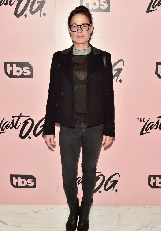 """Maura Tierney – """"The Last O.G."""" TV Show Premiere in NY"""