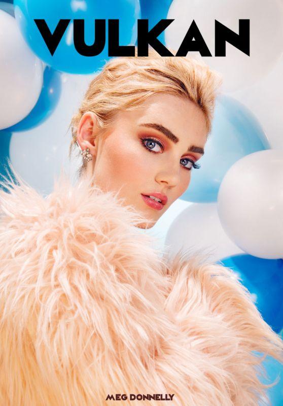 Meg Donnelly - Vulkan Magazine March 2018