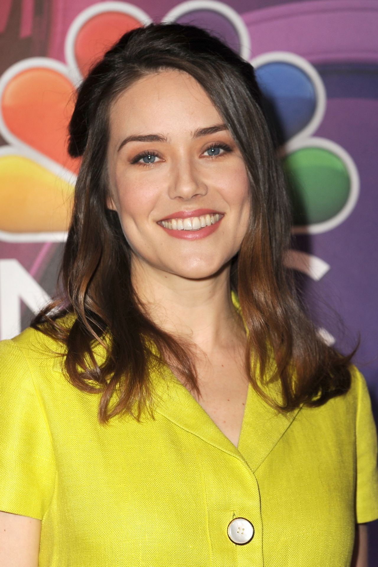 Megan Boone Nbc Mid Season Press Day In New York 03 08 2018