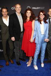 "Megan Mullally - ""Will & Grace"" TV Show Presentation at Paleyfest in LA"