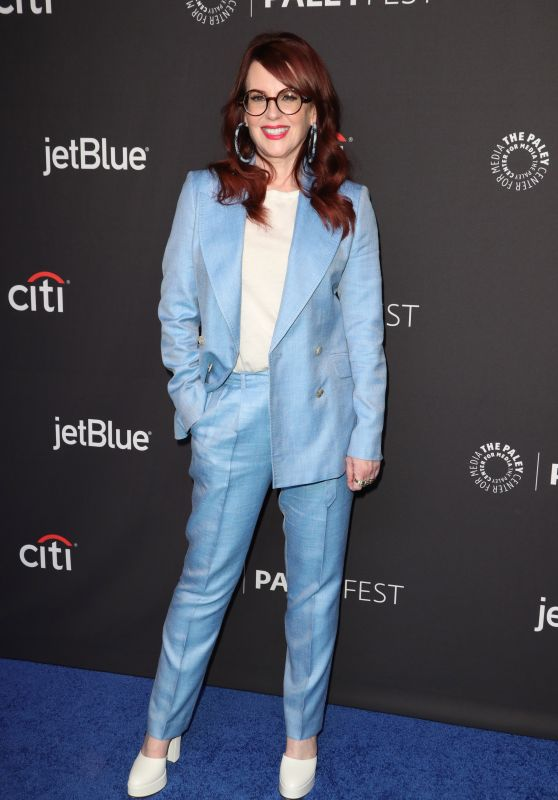 "Megan Mullally - ""Will & Grace"" TV Show Presentation at Paleyfest in LA"
