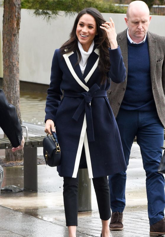 Meghan Markle - Birmingham, UK 03/08/2018
