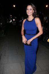 Melanie Sykes – Bardou Foundation Women's Day Gala in London