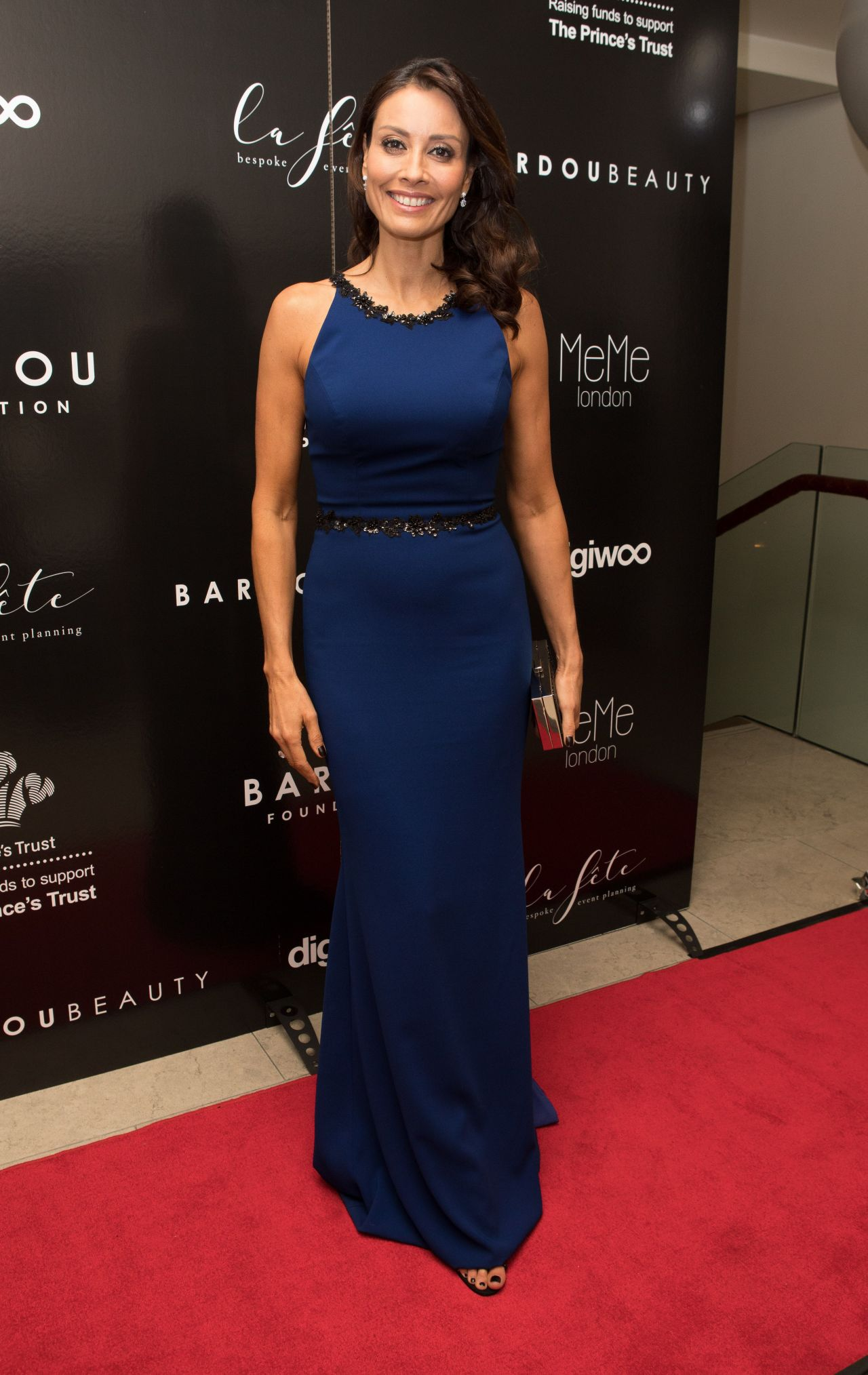 Melanie Sykes Bardou Foundation Women S Day Gala In London