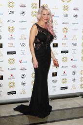 Melinda Messenger – 2018 National Film Awards in London