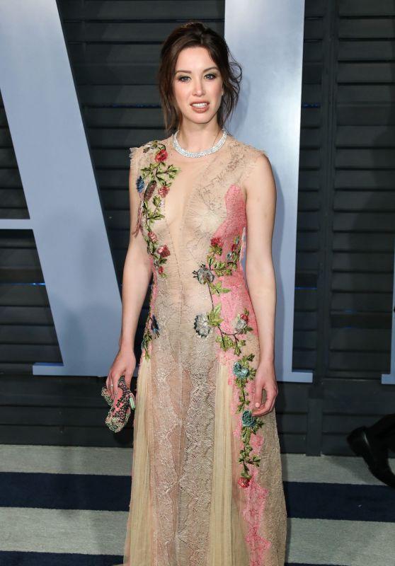 Melissa Bolona – 2018 Vanity Fair Oscar Party in Beverly Hills