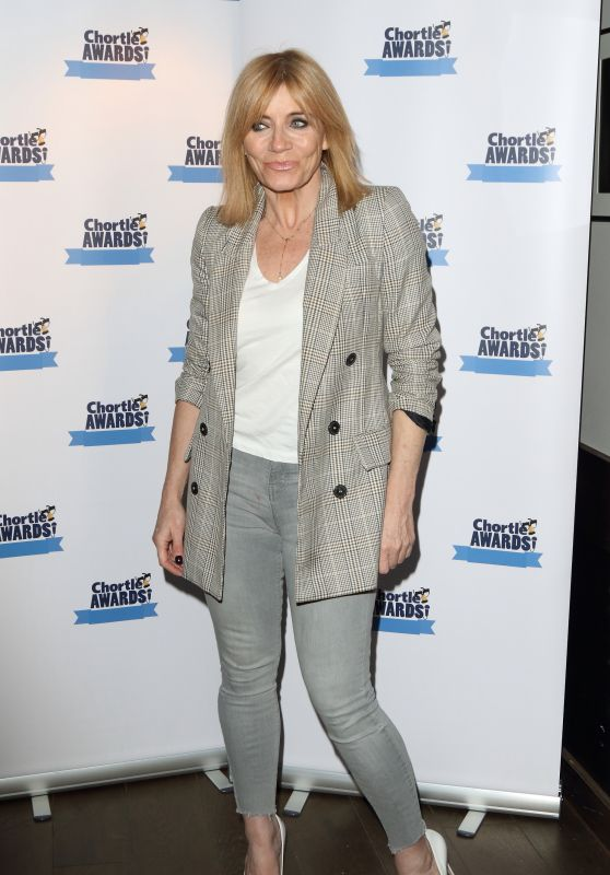 Michelle Collins - 2018 Chortle Comedy Awards in London