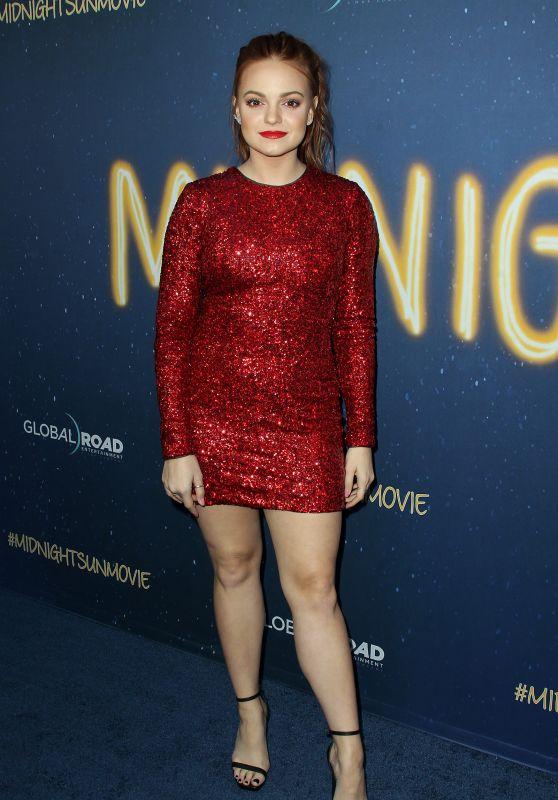 """Michelle DeFraites – """"Midnight Sun"""" Premiere in LA"""