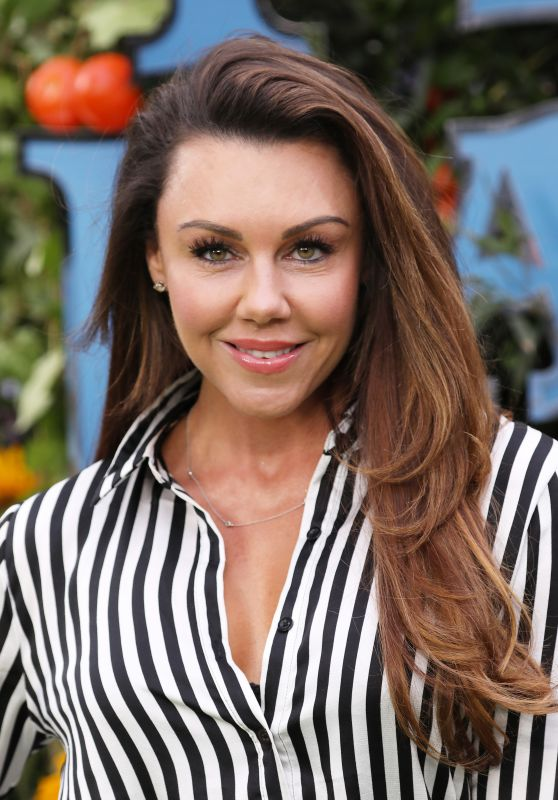 "Michelle Heaton – ""Peter Rabbit"" Premiere in London"