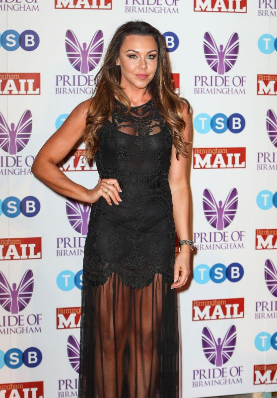 Michelle Heaton – Pride Of Birmingham Awards 03/08/2018