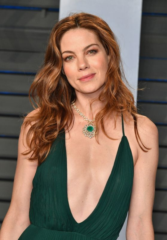 Michelle Monaghan – 2018 Vanity Fair Oscar Party in Beverly Hills