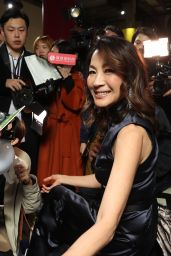 Michelle Yeoh – Shiatzy Chen Show FW18 in Paris