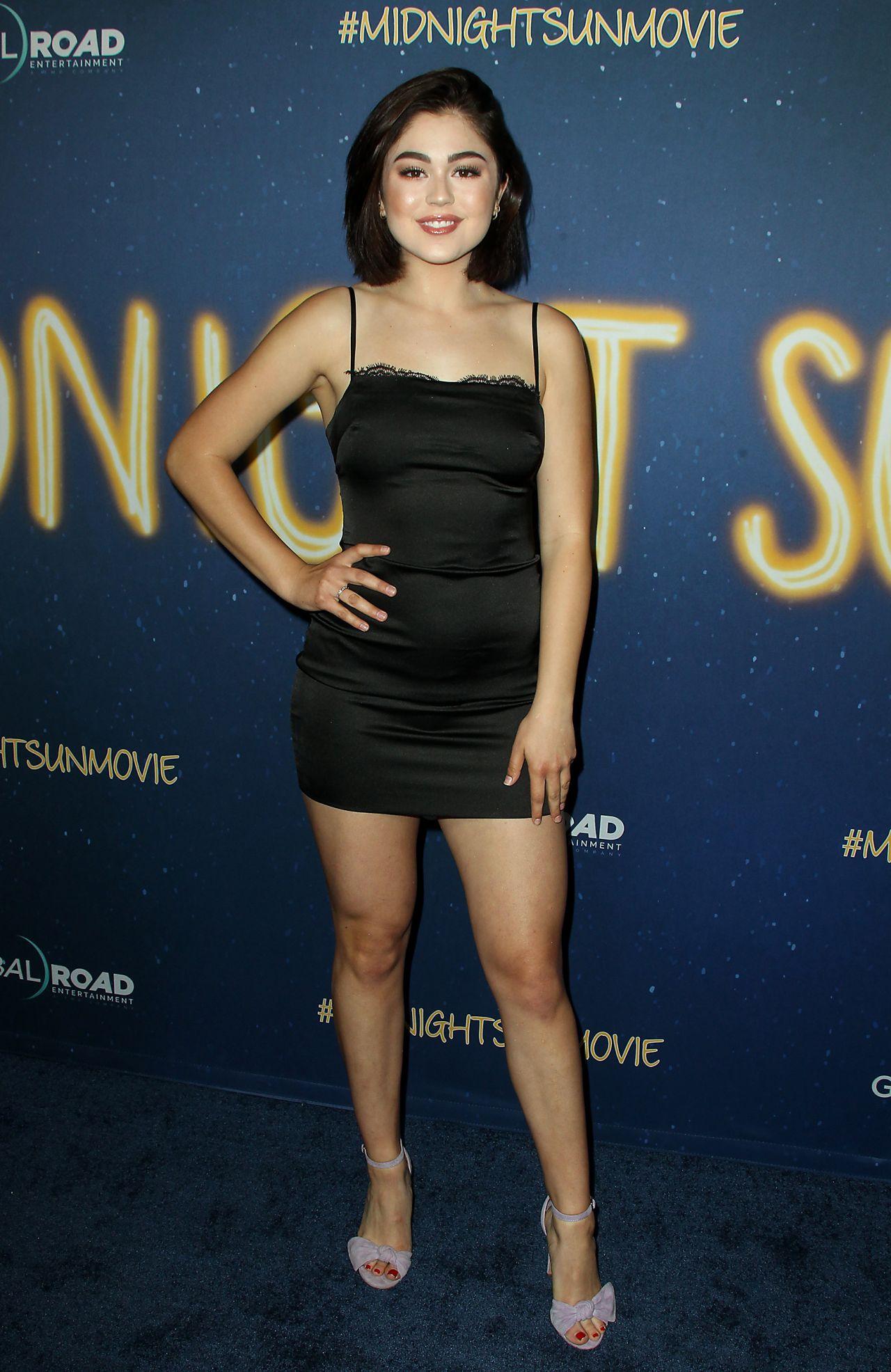 """Mika Abdalla – """"Midnight Sun"""" Premiere in LA"""