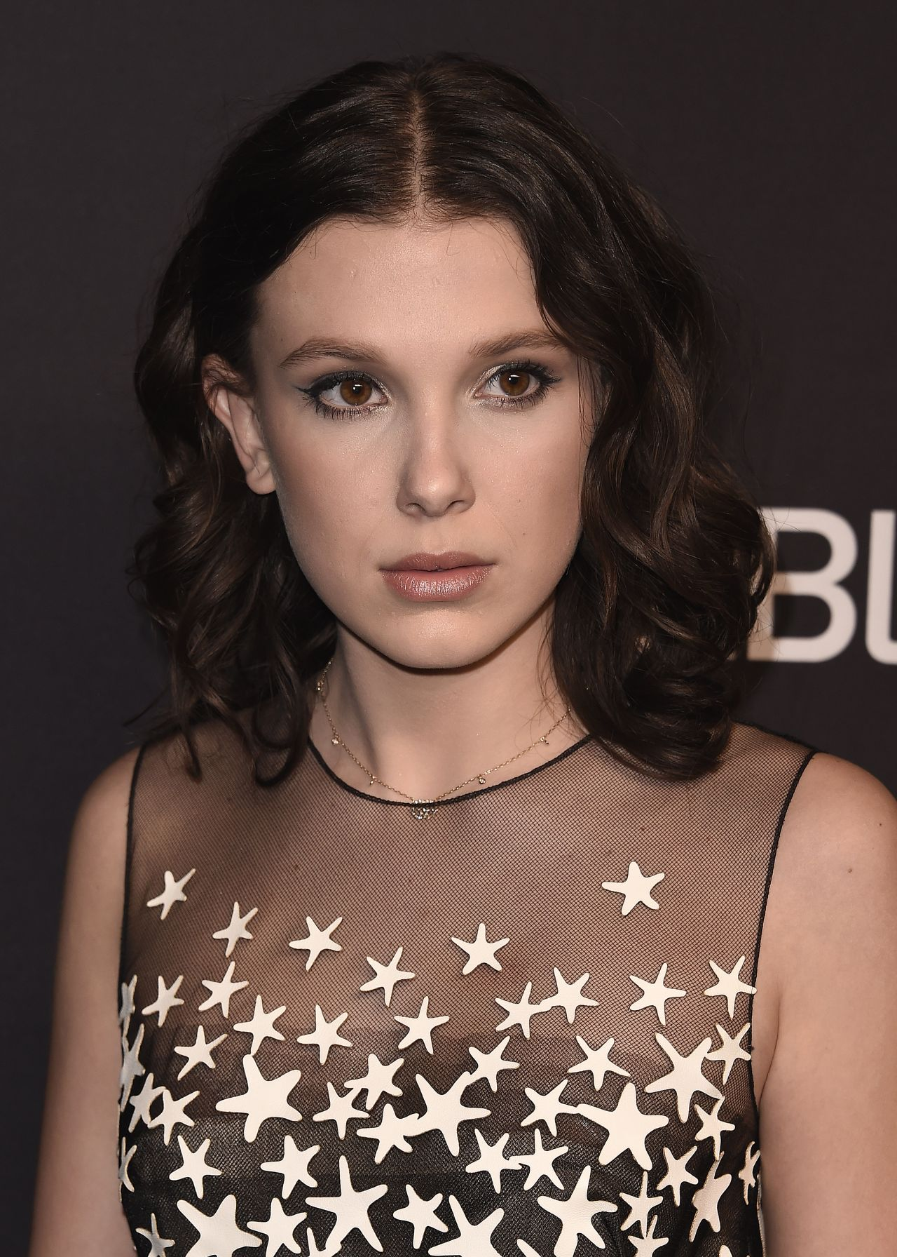 "Millie Bobby Brown – PaleyFest 2018 ""Stranger Things"" in Hollywood"