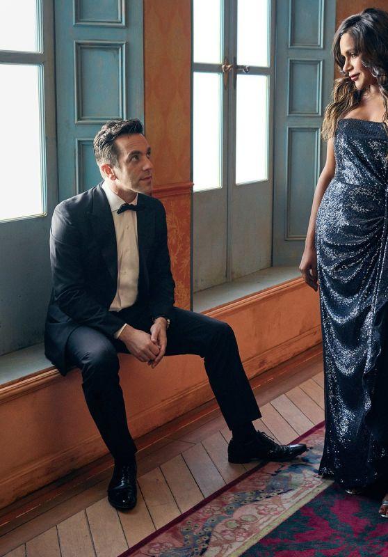 Mindy Kaling - 2018 Vanity Fair Oscar Party Photoshoot