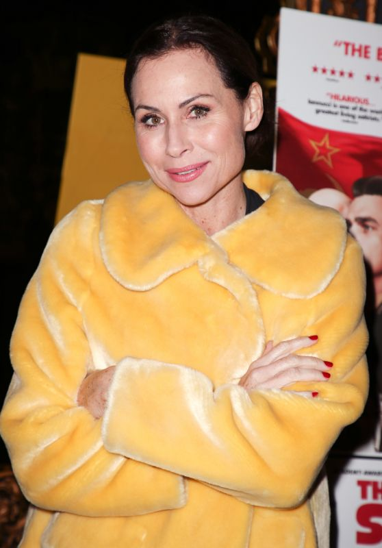 """Minnie Driver - """"The Death of Stalin"""" Premiere in Los Angeles"""