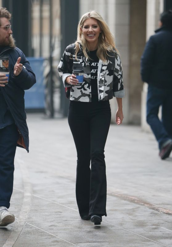 Mollie King - Out in London 03/03/2018
