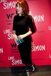 "Molly Ringwald  - ""Love, Simon"" Premiere in New York"