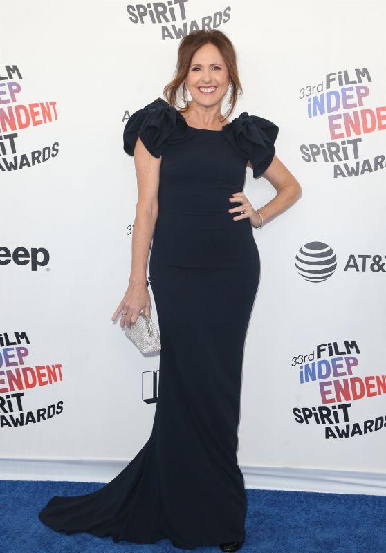Molly Shannon – 2018 Film Independent Spirit Awards in Santa Monica