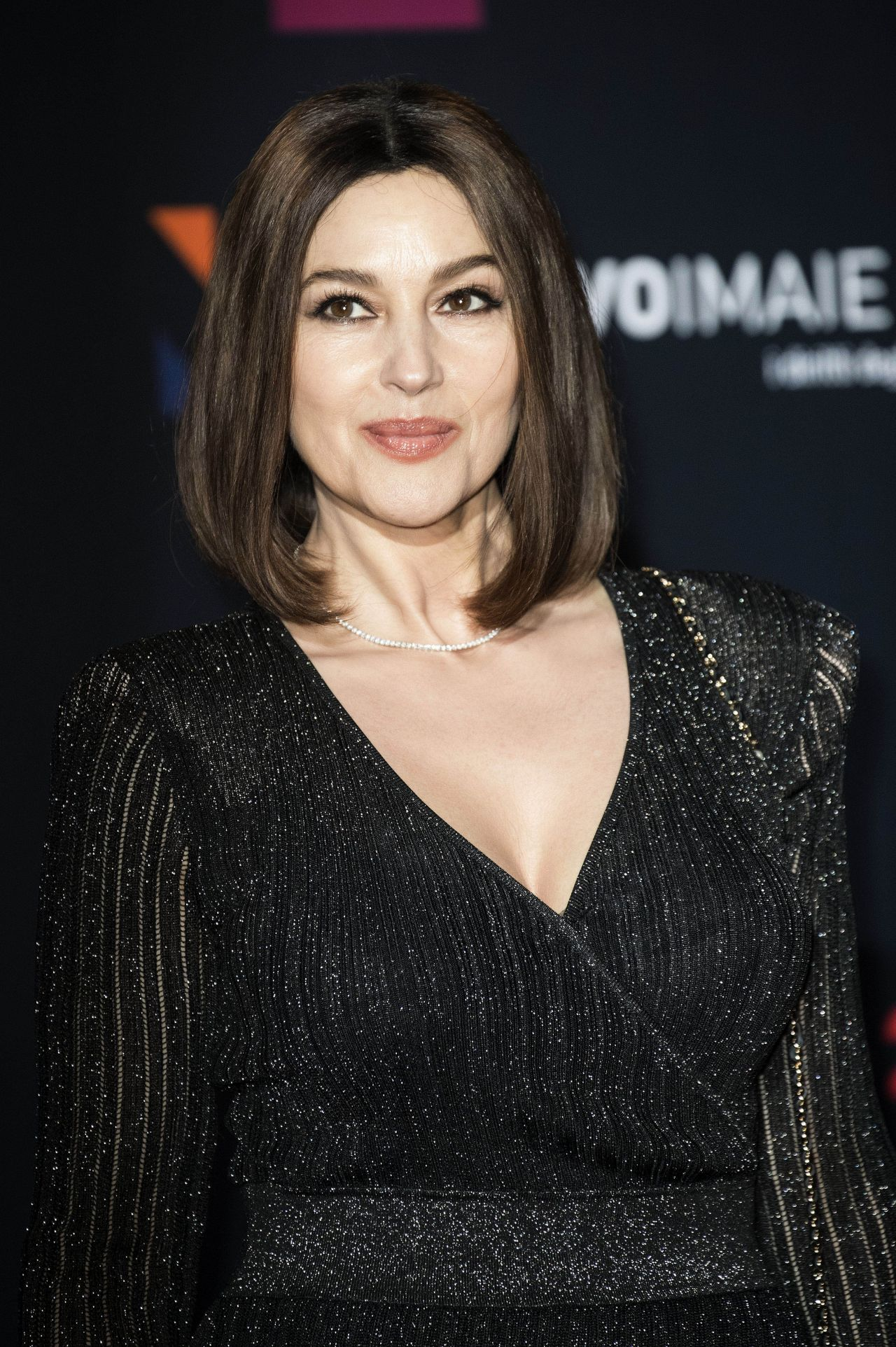 Monica Bellucci – 2018 David di Donatello Awards in Rome Monica Bellucci