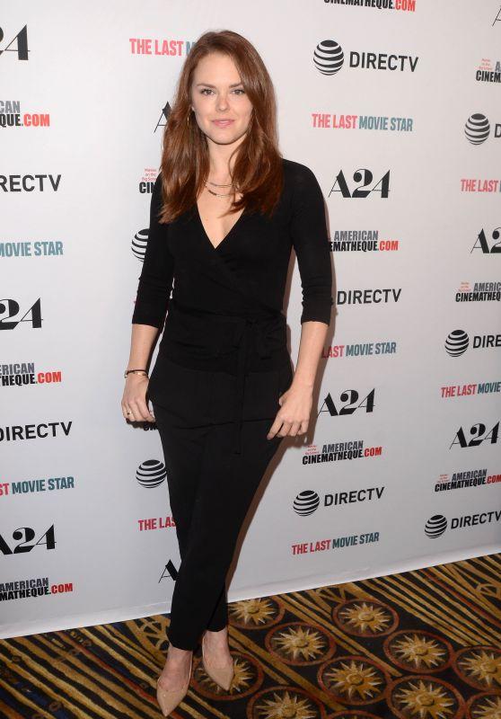 "Monika Tilling – ""The Last Movie Star"" Pemiere in LA"