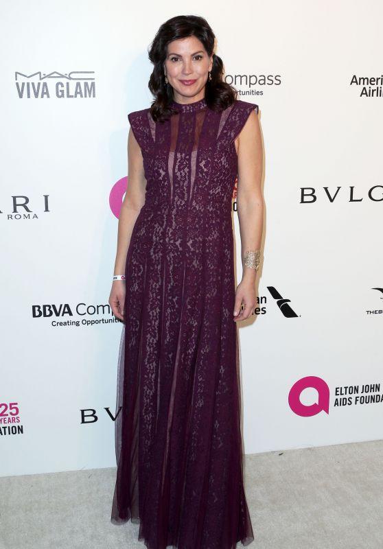 Moniqua Plante – Elton John AIDS Foundation's Oscar 2018 Viewing Party in West Hollywood