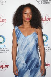 Monique Coleman – UCLA's Institute of the Environment and Sustainability Gala in LA