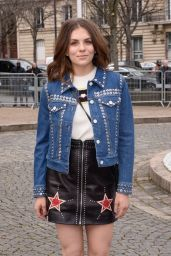Morgane Polanski – Miu Miu Show FW 18 in Paris