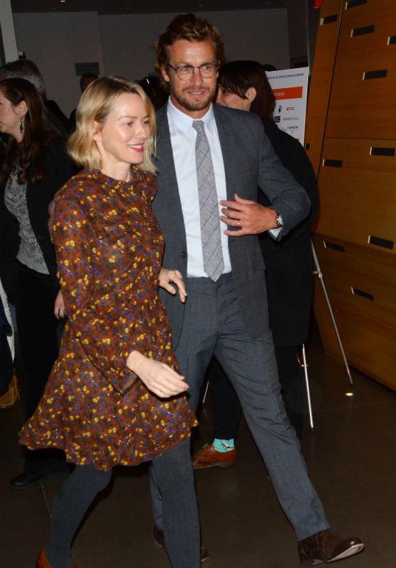 Naomi Watts - Breath Premiere for the Australian International Screen Forum in NY