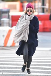 Naomi Watts Out in New York City 03/05/2018
